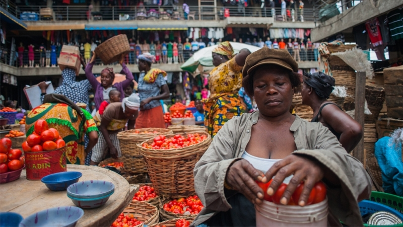 Major go-to markets in Plateau State