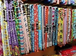 cloth markets in Northern Nigeria