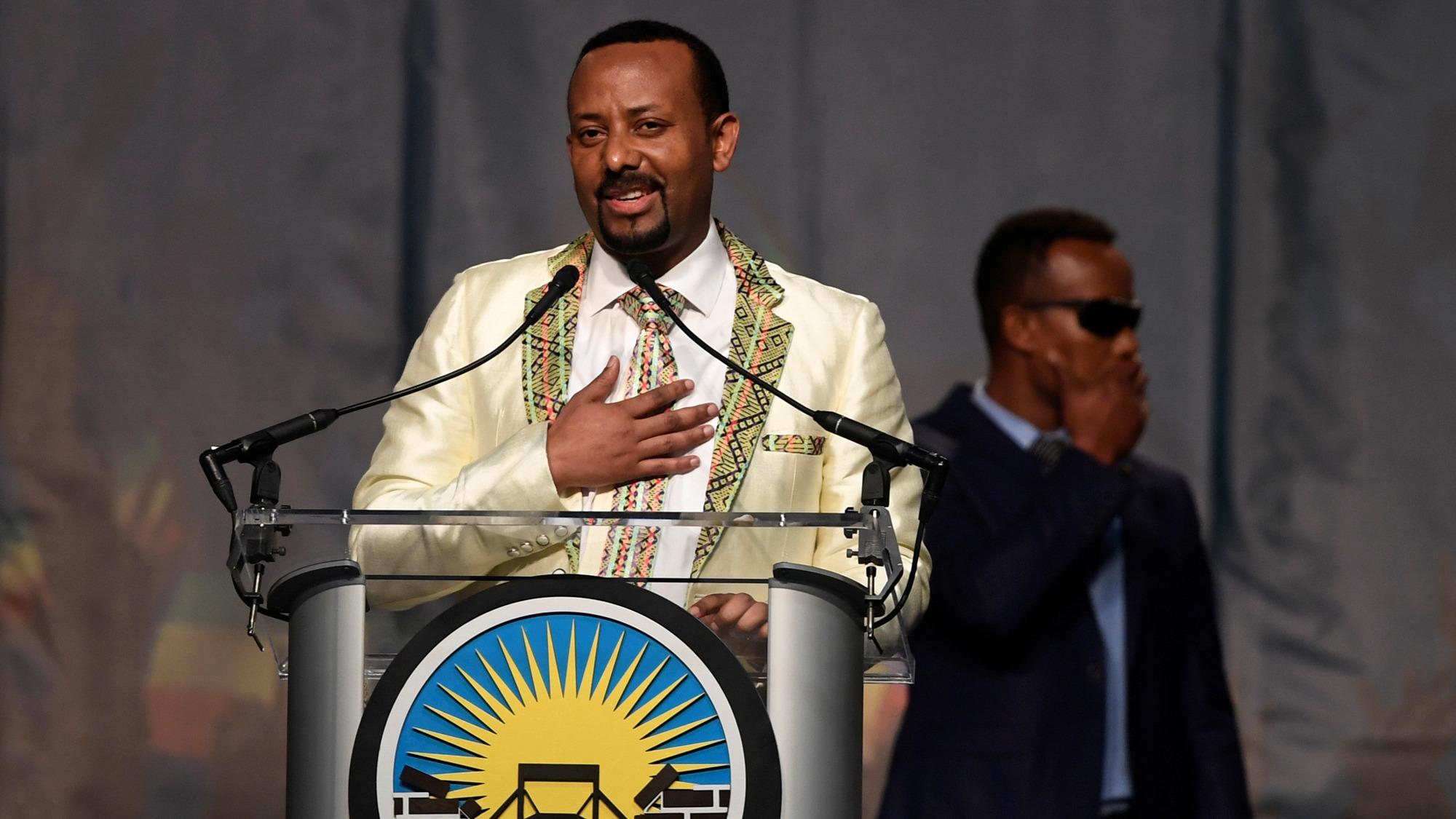 Ethiopian PM, Abiy Ahmed promises peaceful election