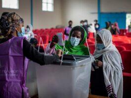 Elections begin in Ethiopia